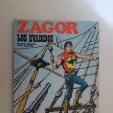 Cómics: ZAGOR Nº 38. BURU LAN.. Lote 114636231