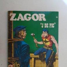 Cómics: ZAGOR Nº 56. BURU LAN.. Lote 114637887