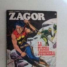 Cómics: ZAGOR. Nº 69. BURU LAN.. Lote 114638139