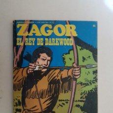 Cómics: ZAGOR. Nº 65. BURU LAN. . Lote 114638583