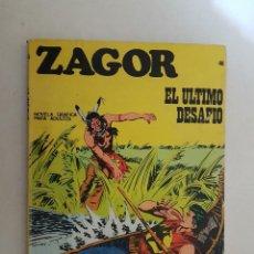 Cómics: ZAGOR Nº 46. BURU LAN.. Lote 114639299