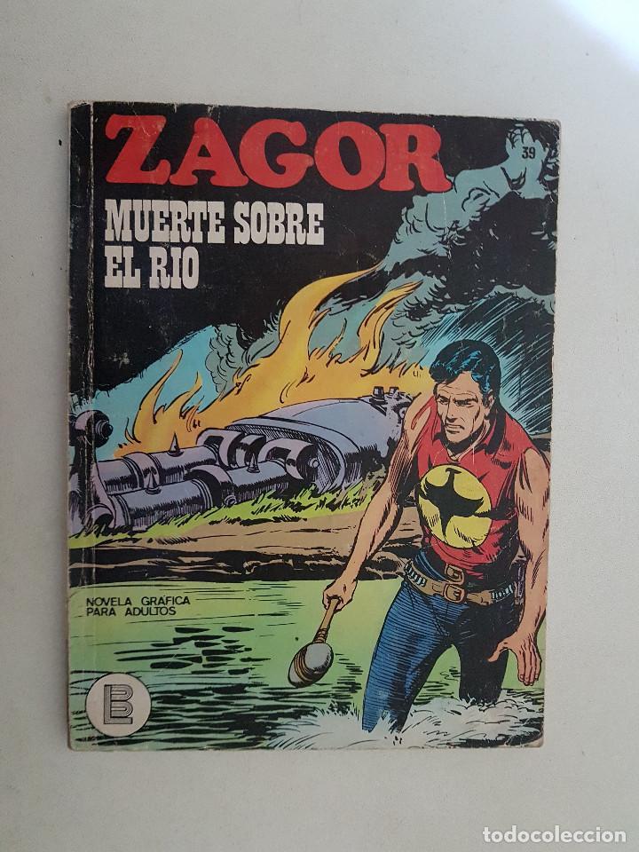 ZAGOR Nº 39. BURU LAN. (Tebeos y Comics - Buru-Lan - Zagor)