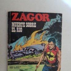 Cómics: ZAGOR Nº 39. BURU LAN.. Lote 114639519