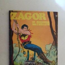 Cómics: ZAGOR. Nº 63. BURU LAN.. Lote 114639771