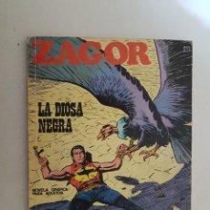 Cómics: ZAGOR Nº 40. BURU LAN.. Lote 114640083