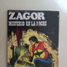 Cómics: ZAGOR Nº 59. BURU LAN.. Lote 114641995