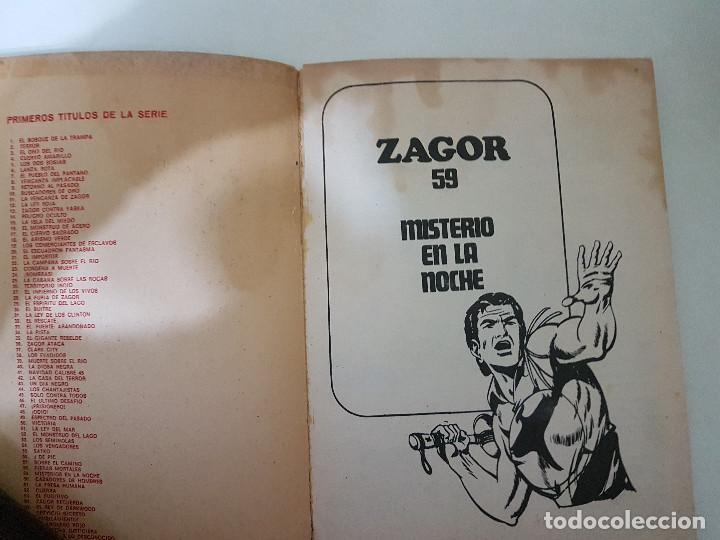 Cómics: Zagor Nº 59. Buru Lan. - Foto 3 - 114641995