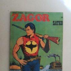 Cómics: ZAGOR Nº 55. BURU LAN.. Lote 114642351