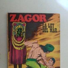 Cómics: ZAGOR Nº 51. BURU LAN.. Lote 114642815