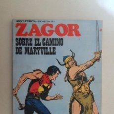 Comics : ZAGOR Nº 57. BURU LAN.. Lote 114643027