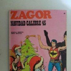 Cómics: ZAGOR Nº 41. BURU LAN.. Lote 114643491
