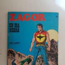 Cómics: ZAGOR Nº 43. BURU LAN.. Lote 114644035