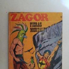 Cómics: ZAGOR Nº 58. BURU LAN.. Lote 114644359