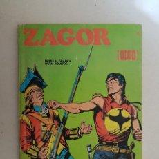 Cómics: ZAGOR Nº 48. BURU LAN.. Lote 114645403