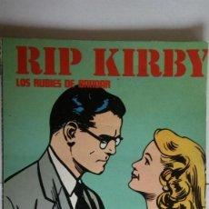 Cómics: RIP KIRBY, LOS RUBIES DE BANDAR, TOMO 6, 1974. Lote 114720971