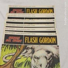 Cómics: LOTE 12 COMIC, HEROES DEL COMIC, FLASH GORDON, 1971, TOMO III COMPLETO. Lote 114864447