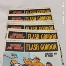 Cómics: LOTE 12 COMIC, HEROES DEL COMIC, FLASH GORDON, 1971, TOMO II COMPLETO. Lote 114864767