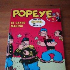 Cómics: POPEYE 9 + 4 POSTERS . Lote 114987227
