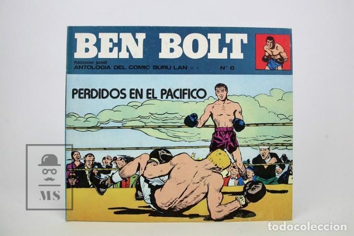 Cómics: Colección completa - Ben Bolt / Colección Aventuras Nº 1 Al 12 - Ediciones Buru Lan - Año 1973 - Foto 5 - 115108007