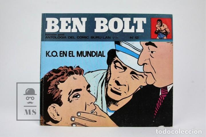 Cómics: Colección completa - Ben Bolt / Colección Aventuras Nº 1 Al 12 - Ediciones Buru Lan - Año 1973 - Foto 8 - 115108007