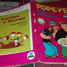 Cómics: POPEYE Nº16 RUN¡MBO ALAS ISLAS MISTERIOSAS- BURULAN. Lote 115169667