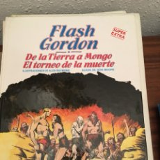 Cómics: FLASH GORDON - DE LA TIERRA A MONGO. Lote 115190443