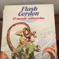 Cómics: FLASH GORDON - EL MUNDO SUBMARINO. Lote 115190480