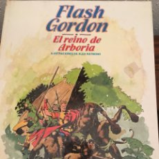 Cómics: FLASH GORDON - EL REINO DE ARBORIA. Lote 115190527