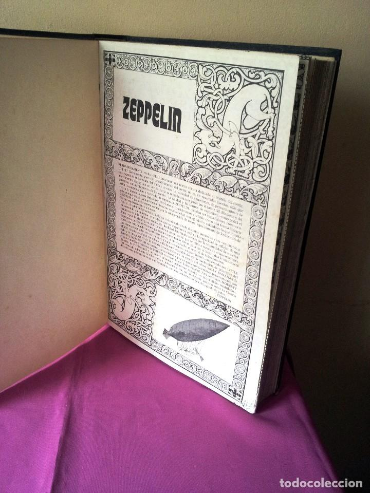 ZEPPELIN - REVISTA MENSUAL DEL COMIC - 12 NÚMEROS EN 1 TOMO - BURU LAN EDICIONES 1973/74 (Tebeos y Comics - Buru-Lan - Otros)