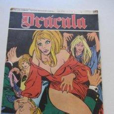Cómics: DRACULA Nº 37 BURU LAN E11. Lote 115477935
