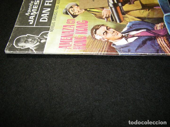 Cómics: agente 007 james bond nº1 AMENAZA EN HONG KONG - Foto 4 - 115531503