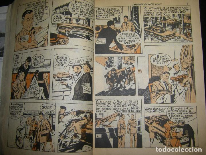 Cómics: agente 007 james bond nº1 AMENAZA EN HONG KONG - Foto 8 - 115531503