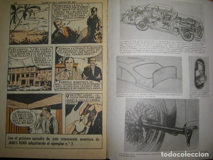 Cómics: agente 007 james bond nº1 AMENAZA EN HONG KONG - Foto 9 - 115531503