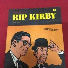 Cómics: RIP KIRBY NUMERO 1 MUY BUEN ESTADO REF.R. Lote 115699715