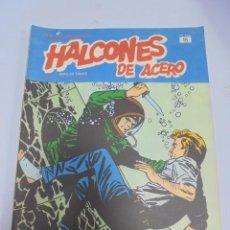 Cómics: HEROES DEL COMIC. HALCONES DE ACERO. Nº 15. EDICIONES BURULAN. Lote 116403767
