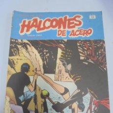 Cómics: HEROES DEL COMIC. HALCONES DE ACERO. Nº 13. EDICIONES BURULAN. Lote 116403779