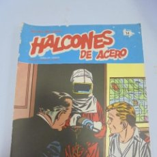 Cómics: HEROES DEL COMIC. HALCONES DE ACERO. Nº 14. EDICIONES BURULAN. Lote 116403791