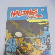 Cómics: HEROES DEL COMIC. HALCONES DE ACERO. Nº 21. EDICIONES BURULAN . Lote 116405863