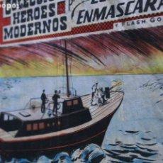 Cómics: COLECCION HEORES MODERNOS EL HOMBRE ENMASCARADO Nº 48. Lote 116451491