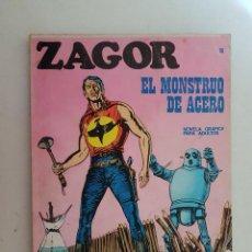 Cómics: ZAGOR Nº 16. BURU LAN.. Lote 116703987