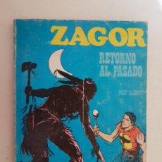 Cómics: ZAGOR Nº 9. BURU LAN.. Lote 116704347