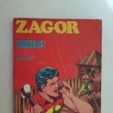 Cómics: ZAGOR Nº 24. BURU LAN.. Lote 116705911