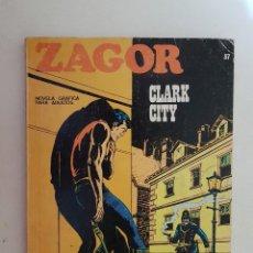 Cómics: ZAGOR Nº 37. BURU LAN.. Lote 116706139