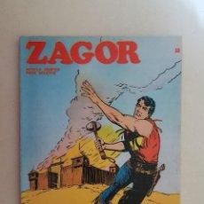 Cómics: ZAGOR Nº 33. BURU LAN.. Lote 116706655