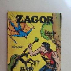 Cómics: ZAGOR Nº 3. BURU LAN.. Lote 116707003