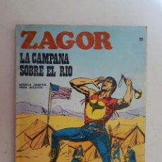 Cómics: ZAGOR Nº 22. BURU LAN.. Lote 116707243