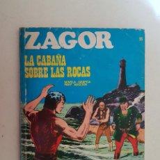 Cómics: ZAGOR Nº 25. BURU LAN.. Lote 116707415