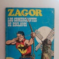 Cómics: ZAGOR Nº 19. BURU LAN.. Lote 116707595