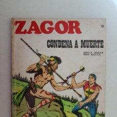 Cómics: ZAGOR Nº 23. BURU LAN.. Lote 116708099