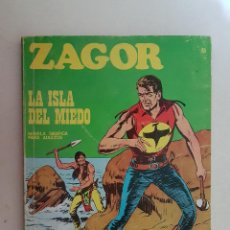 Cómics: ZAGOR Nº 15. BURU LAN.. Lote 116708567